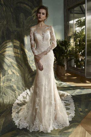 Blue-by-enzoani-kate-wedding- dress